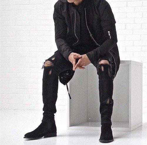 husky smith customise your style chelsea boots men huskyandsmith