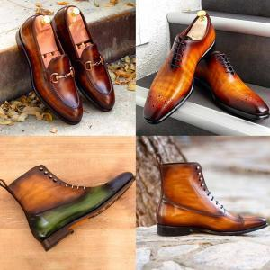 husky smith men shoe satorial boots dapper wedding huskyandsmith instagram facebook
