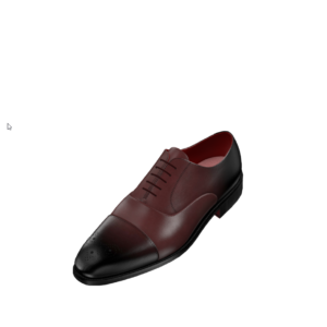 oxford burgundy heavy burnishing wedding guy men huskysmith london wedding essex british shoes