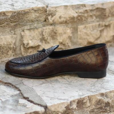 huskyandsmith walnut belgium slippers men ladies sexy women sport polo stylish dapper london uk